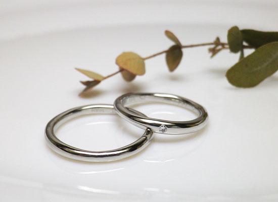 結婚指輪のもく丸