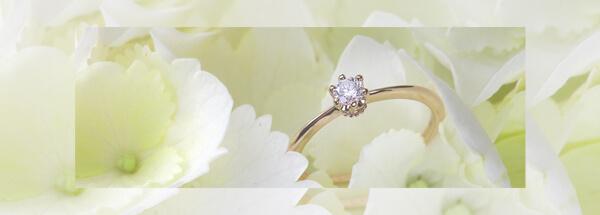 婚約指輪のアン