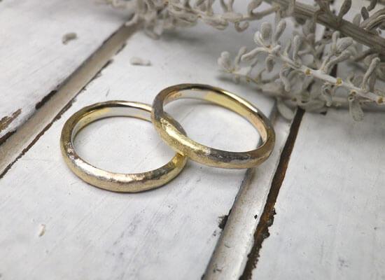 結婚指輪のマゼラン
