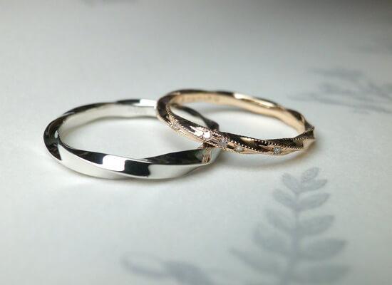 結婚指輪のアコアコ