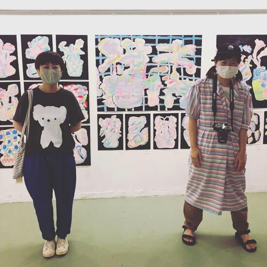 hyanahyuさんとShirokuma